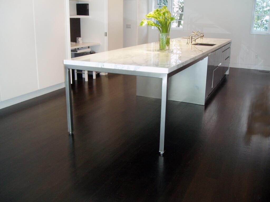 Stainless Steel Kitchen Furniture