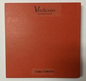 verdicrete color e401to