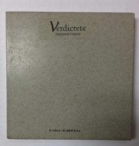 verdicrete color E409to